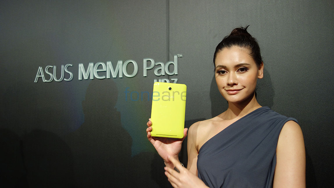 ASUS MeMO Pad HD 7 Photo Gallery