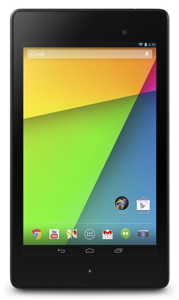 2013-Nexus-7 -Front
