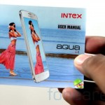 Intex Aqua i5 Unboxing-7