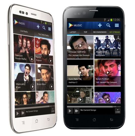 Karbonn partners with Hungama to pre-load Hungama Music App on latest