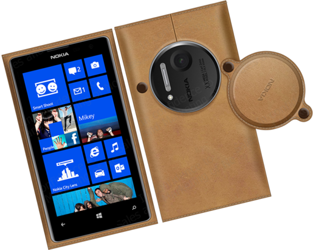 Nokia-Leather-Case