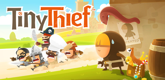 Rovio Stars Tiny Thief
