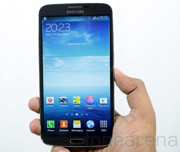 Samsung Galaxy Mega 6.3 Unboxing-1