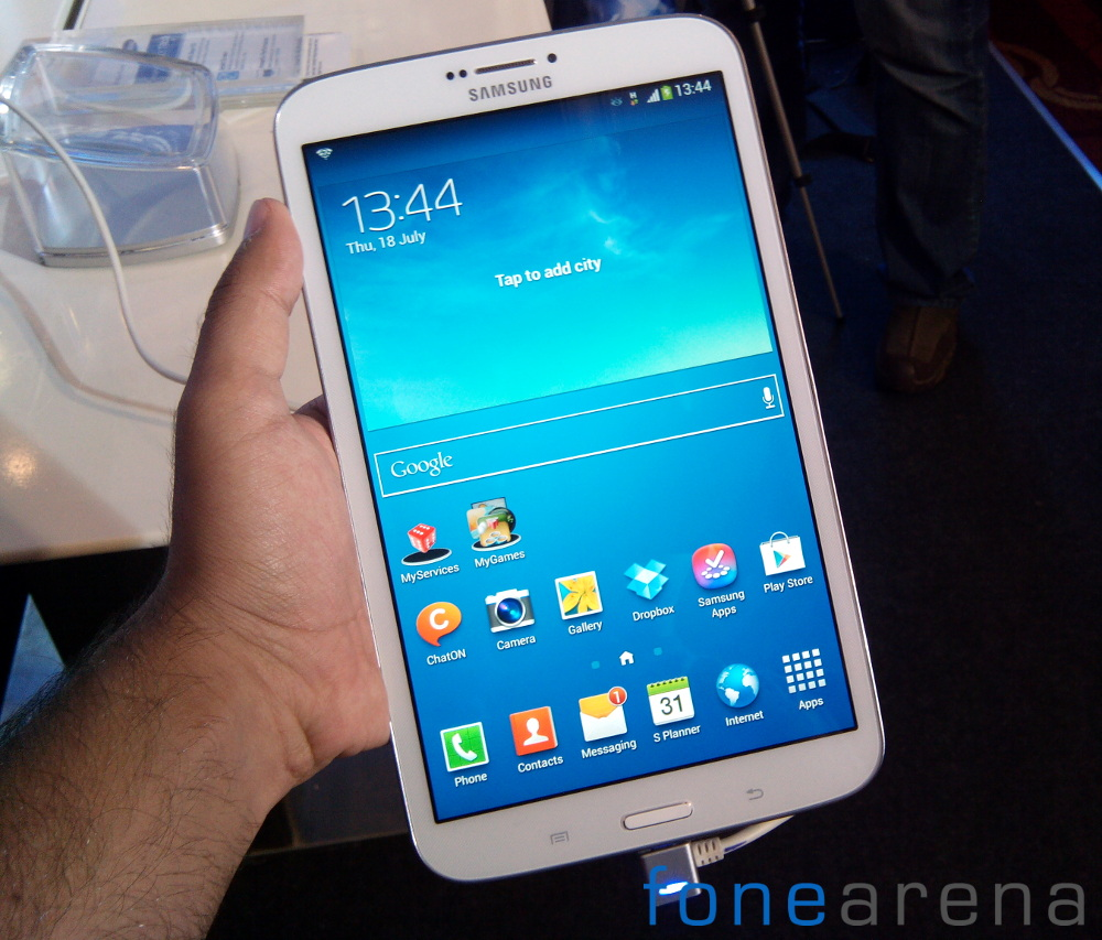 Samsung Galaxy Tab 3 310 and Tab 3 311 launched in India for Rs ...