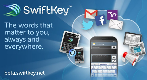 SwiftKey 4.2 Beta Cloud