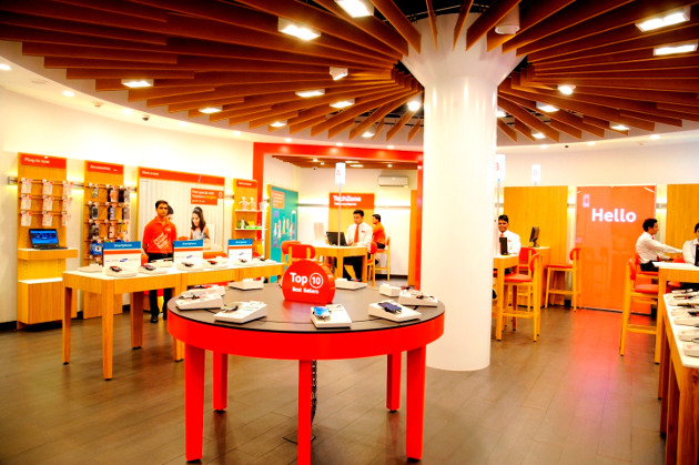 Vodafone Retail Concept Store