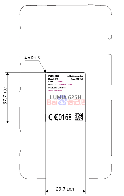 nokia-lumia-625-fcc-leak