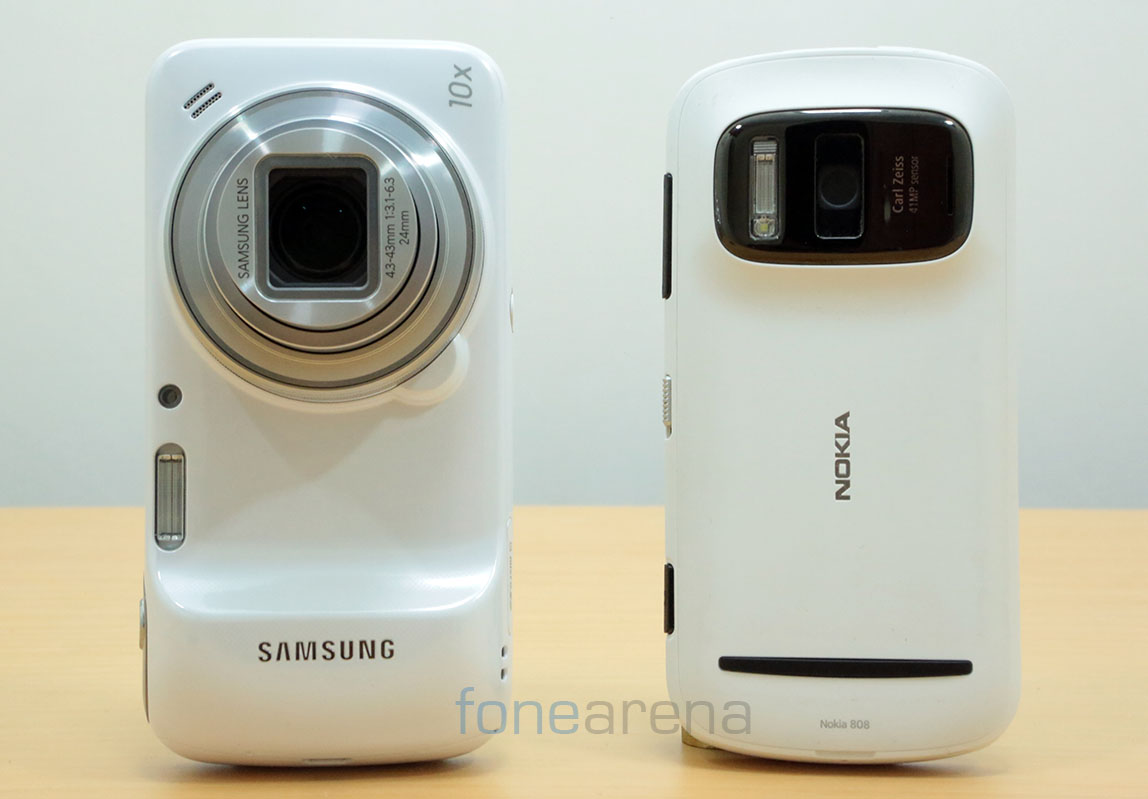 Samsung S4 Zoom Vs S4 Samsung Galaxy S4 Zoom vs