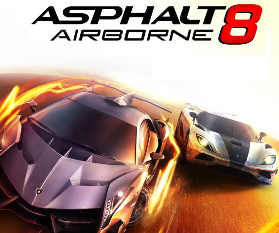 Download Game Asphalt 8: Airborne v1.0.0 (Unlimited Gold/Money/Exp)