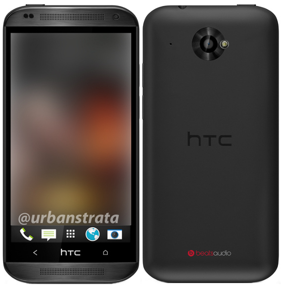 HTC Zara leak