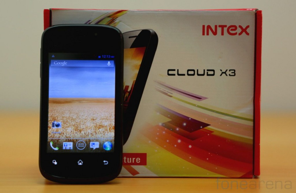 Intex Cloud X3-9