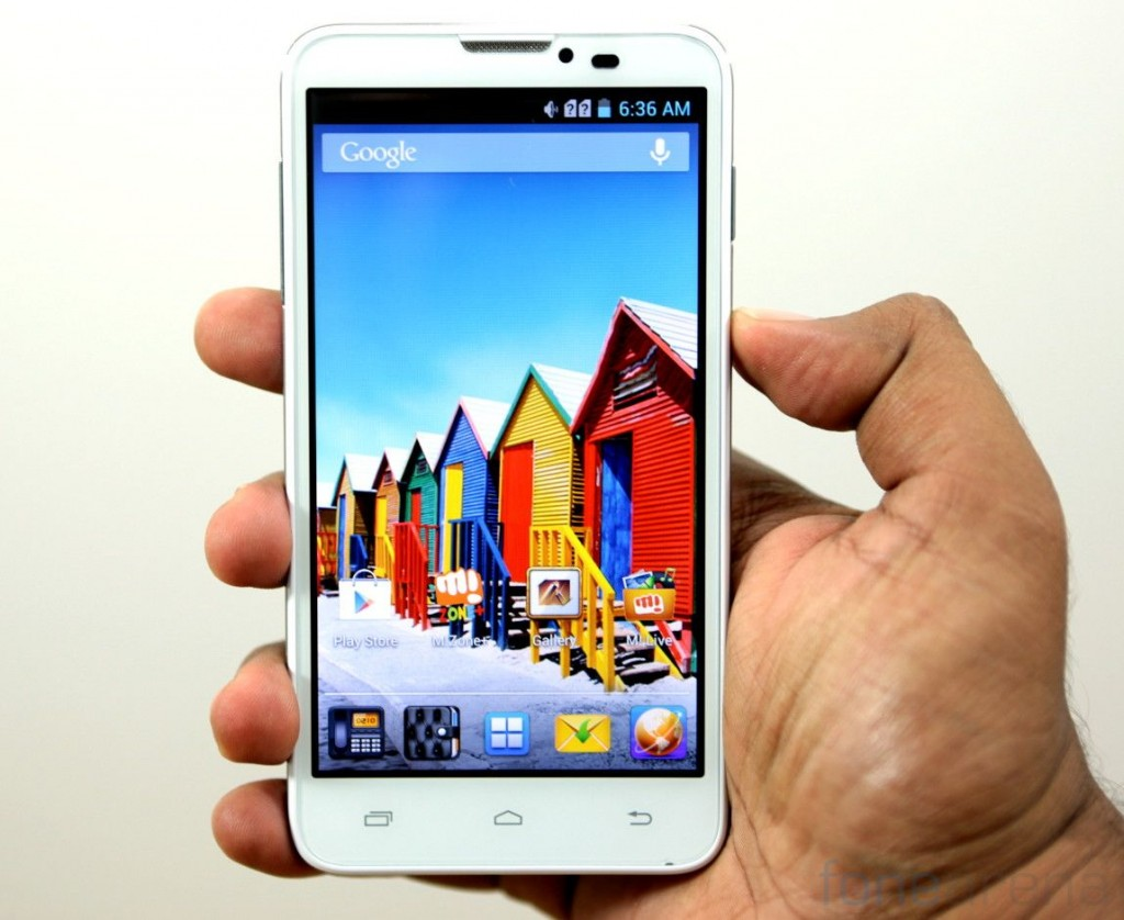Micromax A111 Canvas Doodle-1