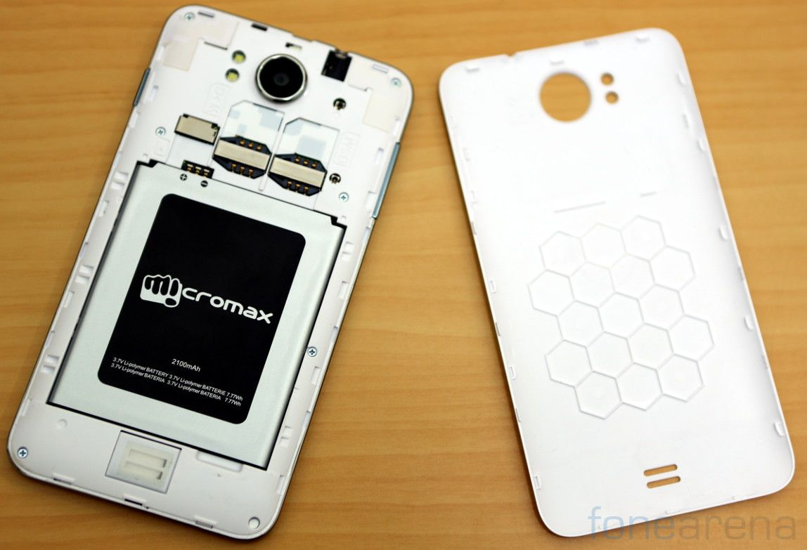 Micromax A111 Canvas Doodle-13
