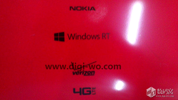 Nokia Windows RT Tablet leak