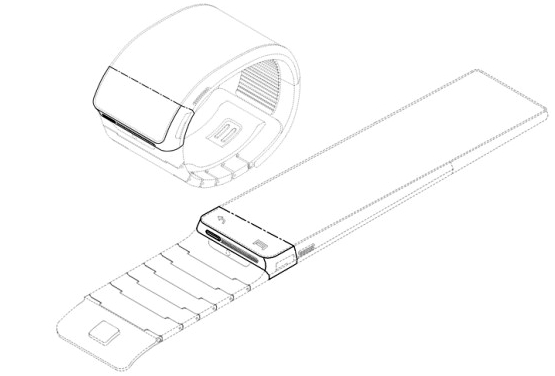 Samsung SmartWatch Design