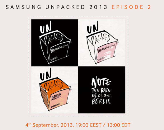 Samsung Unpacked 2013 Episode 2 Galaxy Note 3