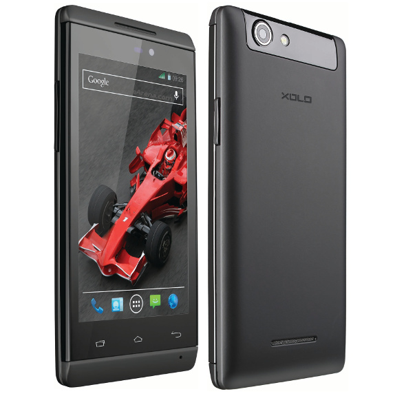 Xolo A500S with 4-inch display, 1.2 GHz dual-core processor ...