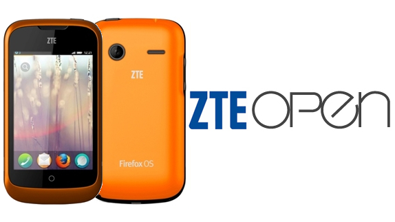 ZTE Open Firefox OS device to be sold on eBay for $80