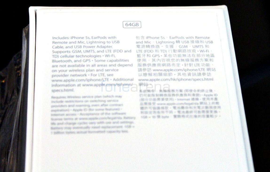 Apple iPhone 5S-1