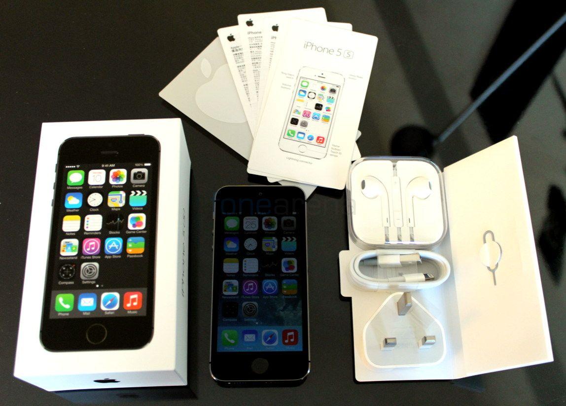 Apple IPhone 5S 4