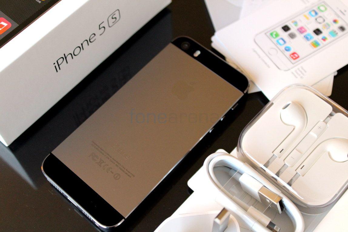 Apple iPhone 5S-5