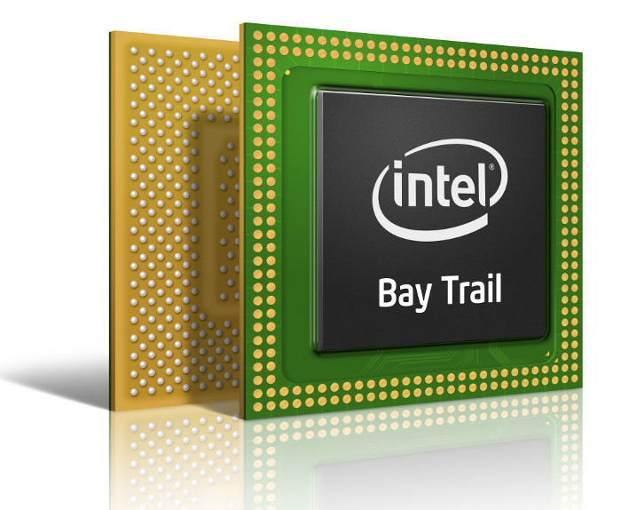 Intel Atom Z3000 Bay Trail-T