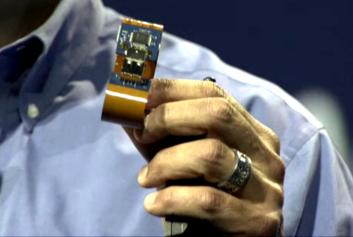 Intel Quark Wearable Tech