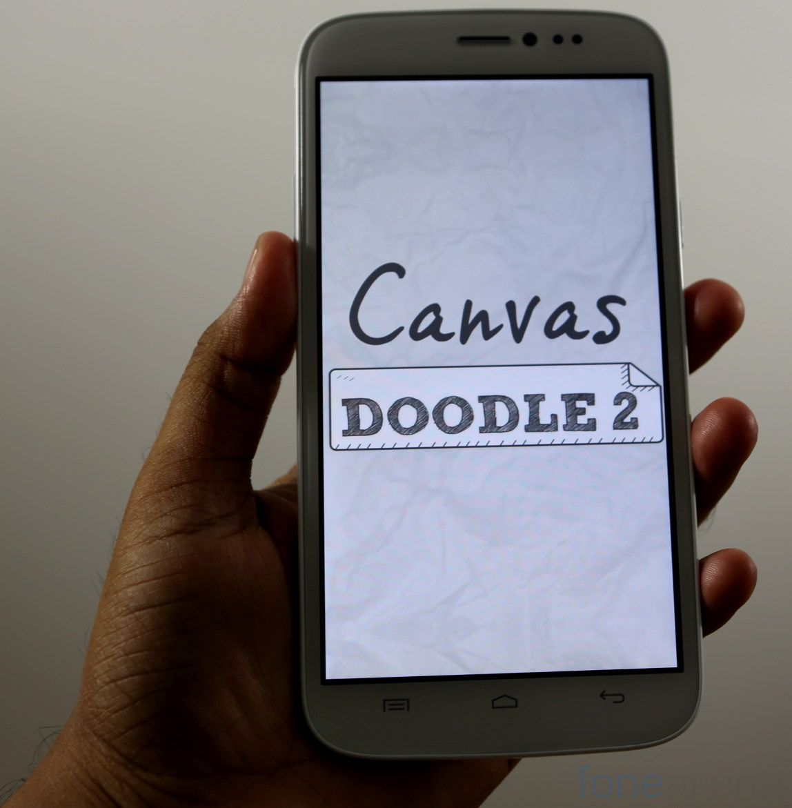 Micromax Canvas Doodle 2-16