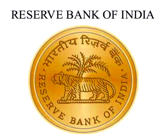 Reserve bank of india forex rates