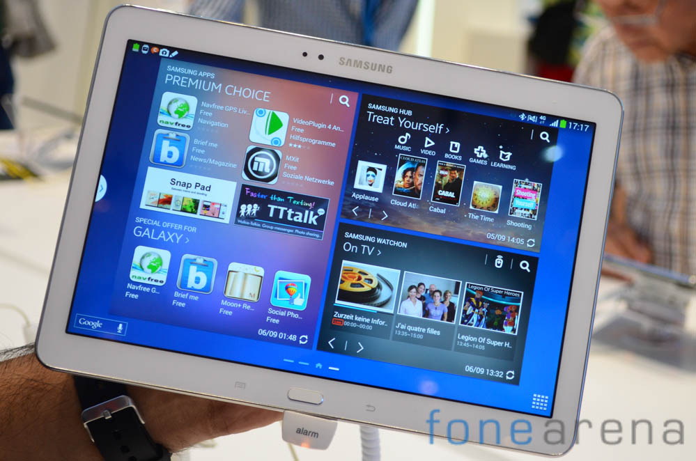Samsung Galaxy Note 10.1 2014 Edition launched in India ...