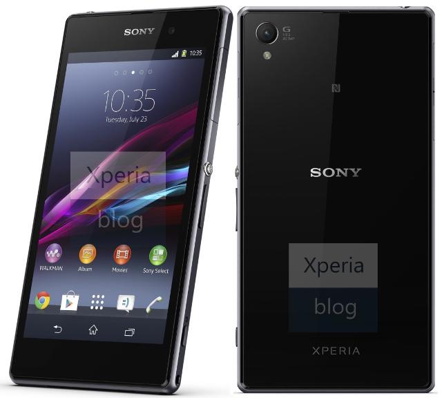 Sony Xperia Z1 leak