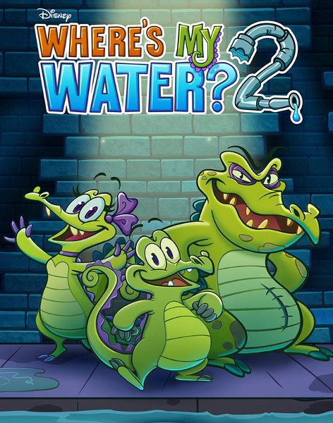 Where is My Water 2