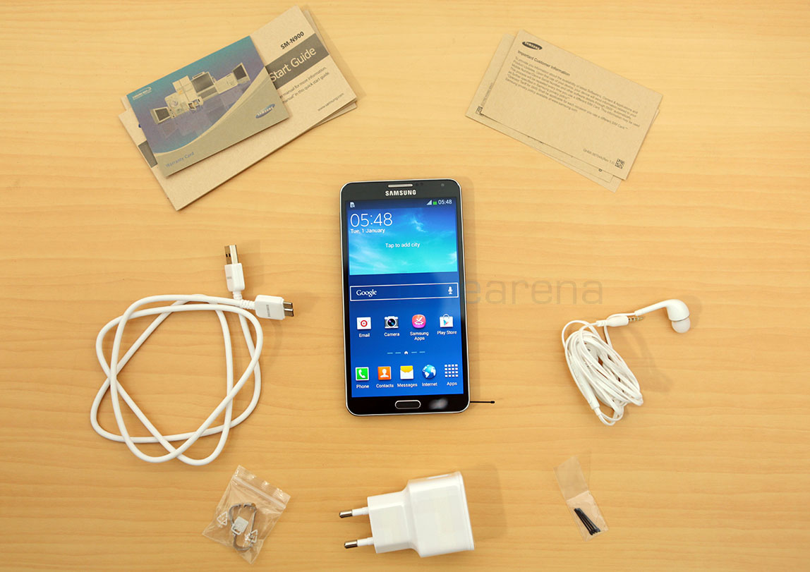 Samsung galaxy note 3 unboxing best technology on your screen
