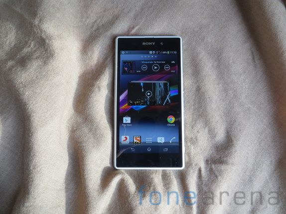 sony xperia z1 unboxing