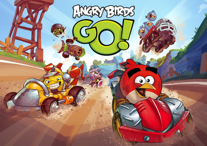 Angry Birds Go! crosses 100 million downloads, gets new team multiplayer