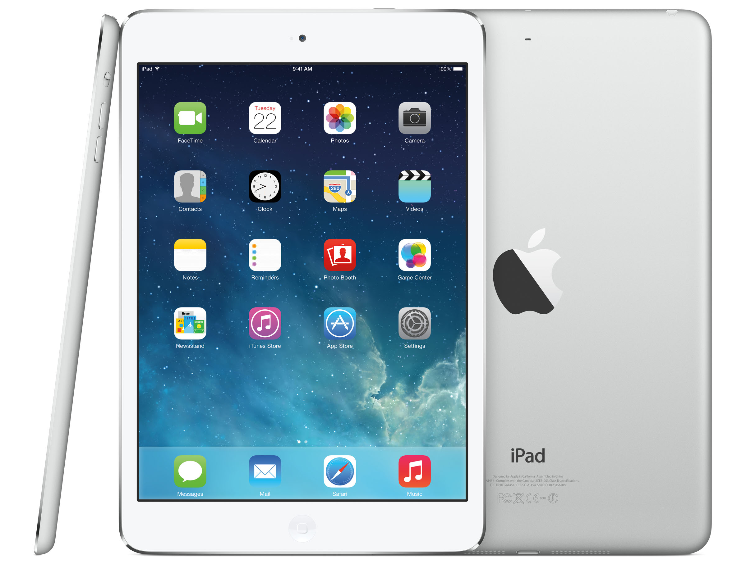 Apple iPad Mini refreshed with a retina display, A7 64 bit ...