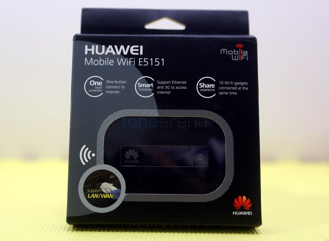 huawei mobil router