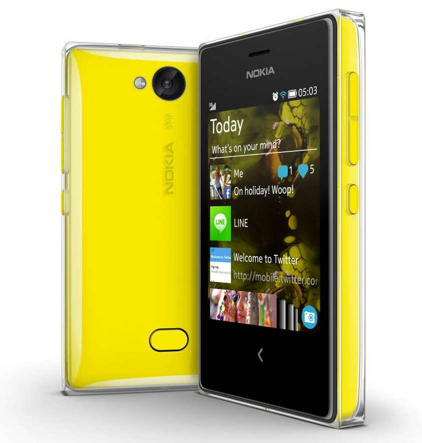 Nokia Asha 503 (Official Warranty)