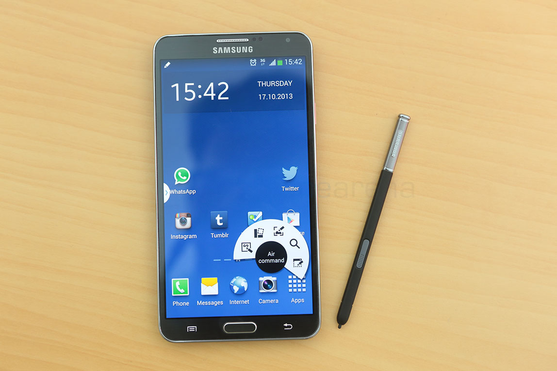 Samsung Galaxy Note 4 to be coming with a flurry of new ...