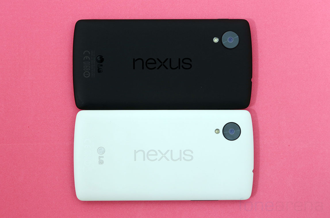 how to connect nexus 5 to pc windows 10