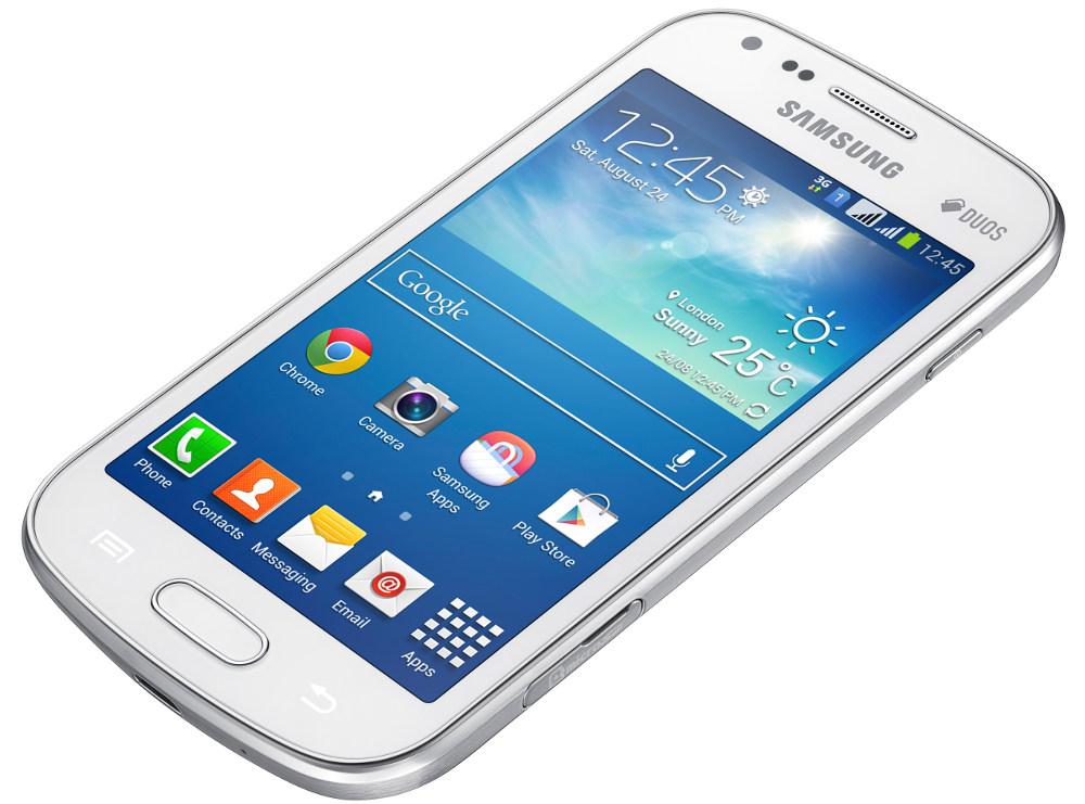 2 Samsung Galaxy S Duos