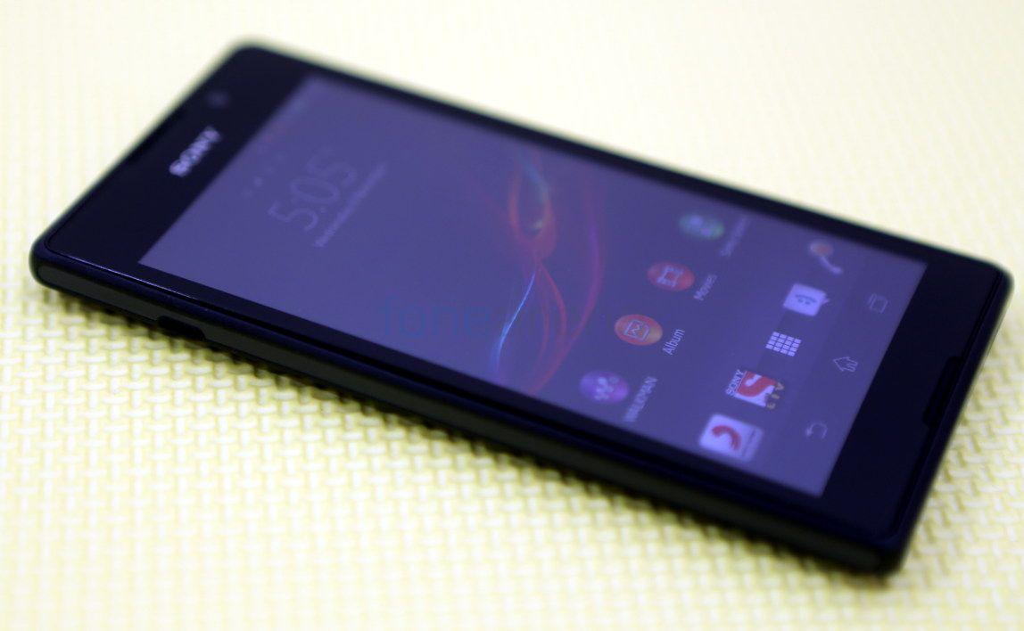 Sony Xperia C-8