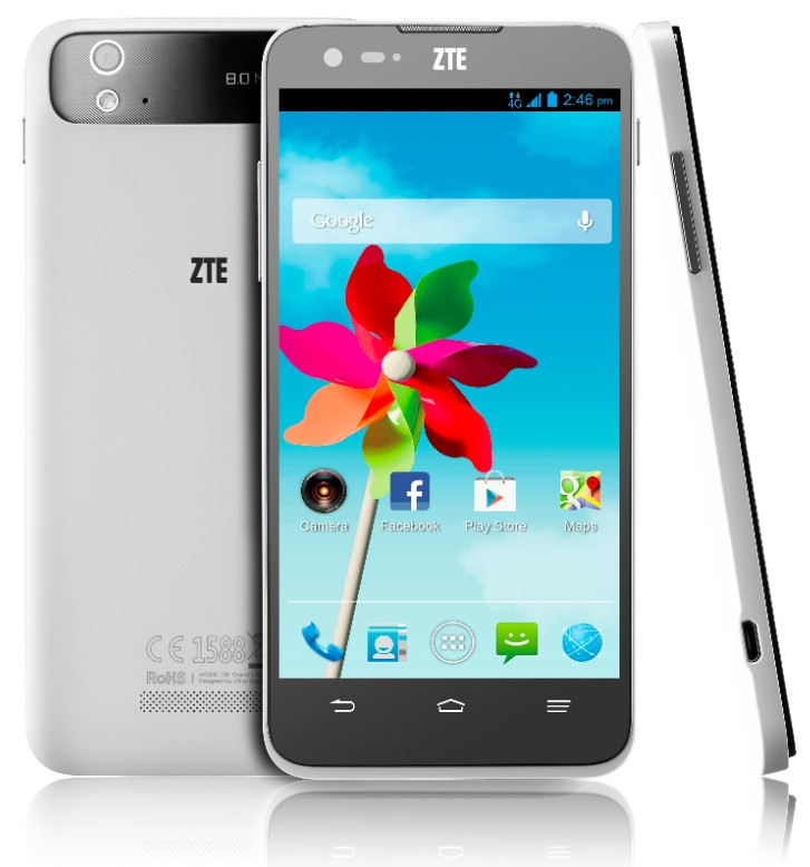 zte grand s flex can easily get