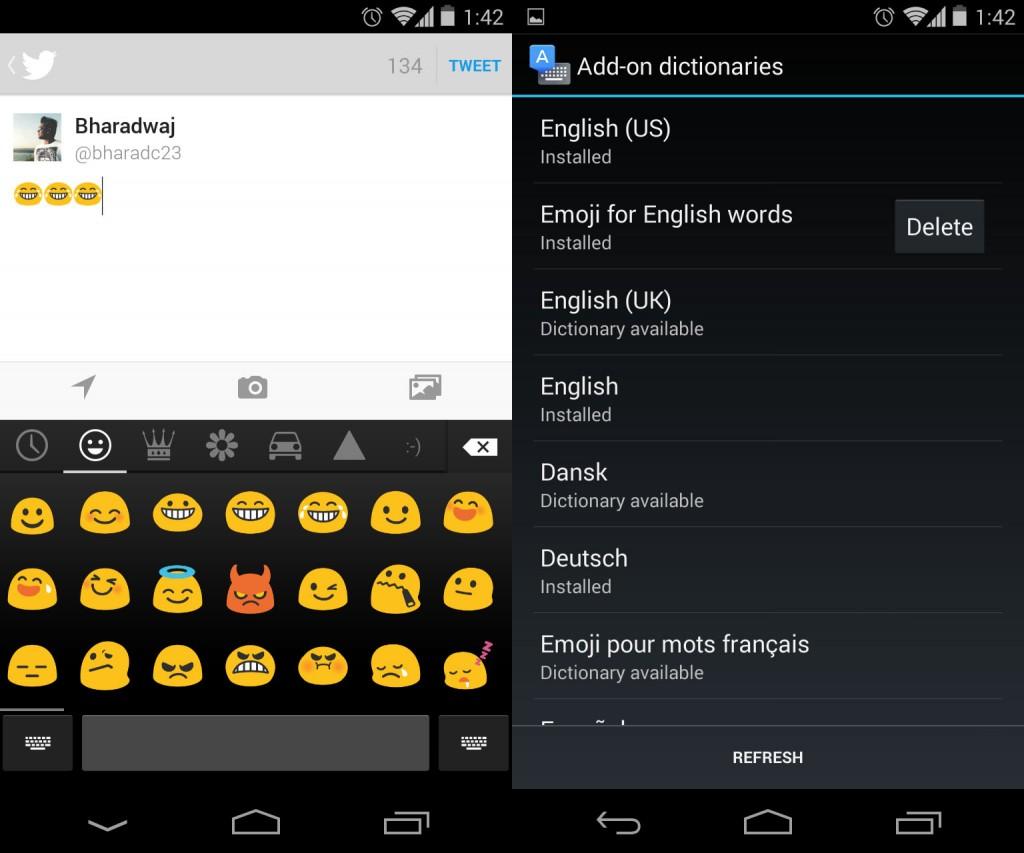 Как Поставить Emoji Клавиатура На Андроид