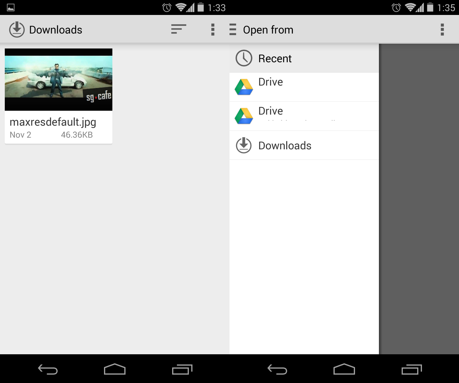 Android 4.4 KitKat In-depth Walkthrough