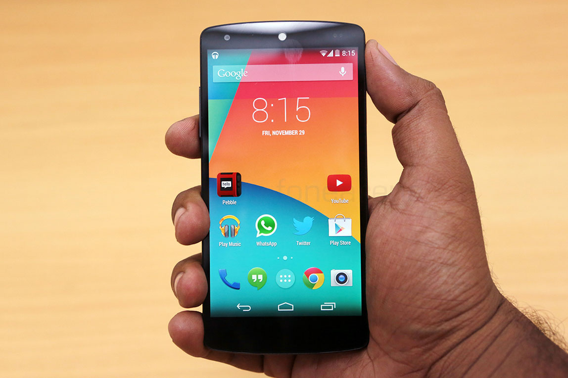 Camera Google Android Phone India google starts rolling out android 5 1 lollipop ota update for nexus in india