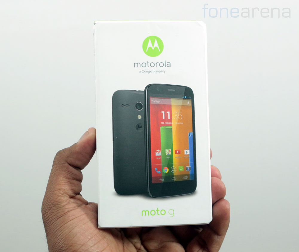 motorola moto g unboxing. Black Bedroom Furniture Sets. Home Design Ideas