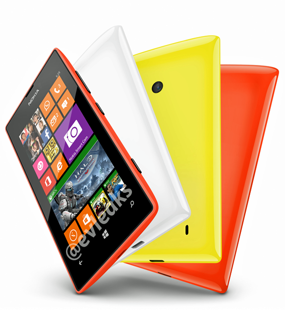 Nokia Lumia 525 Press Image and Specifications leak ...