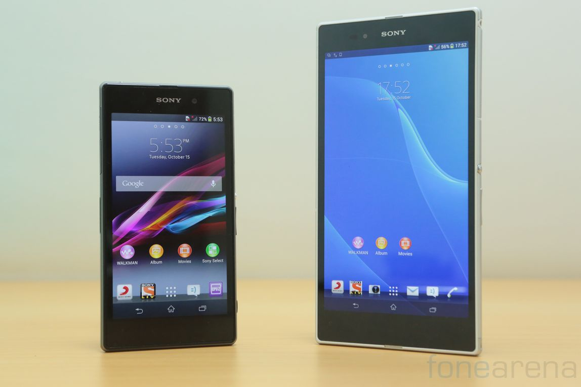 OnePlus new features of sony xperia z1 ultra also able