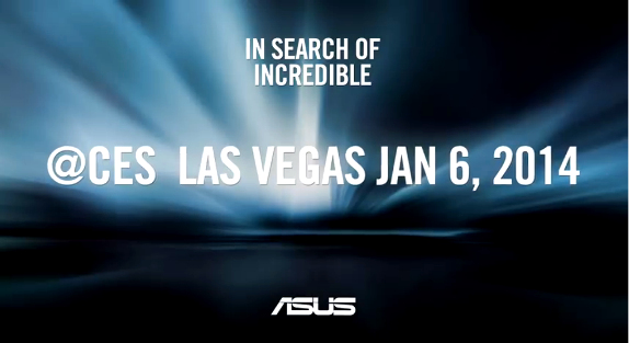 Asus CES 2014 teaser hints at 4, 5 and 6-inch smart devices